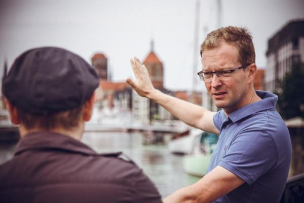 Maciej Snarski – din norsktalende guide
