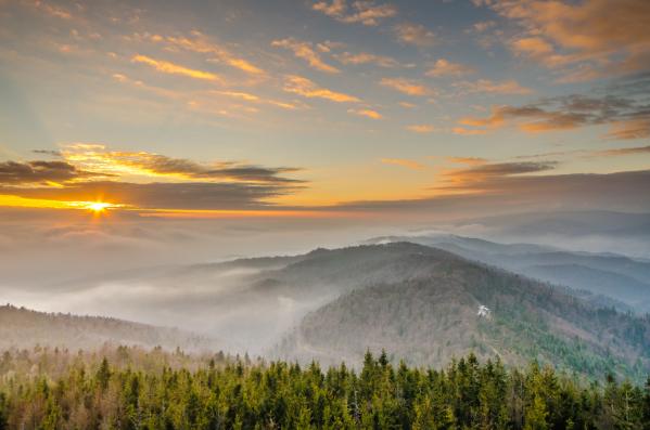 Helgetur til Gorce – fjell med ro og sjel