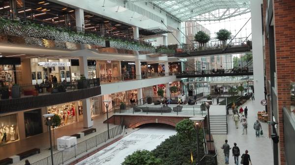 """,,Forum"""" – Et nytt shoppingsenter i Gdańsk"""