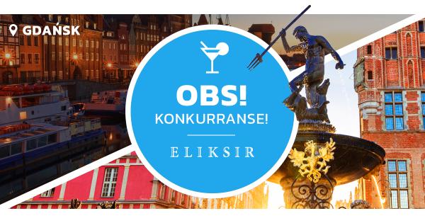 ELIKSIR – Et sted som tiltrekker enda mer med den nye menyen