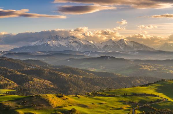 Helgetur til Pieniny – eventyrlige fjellene