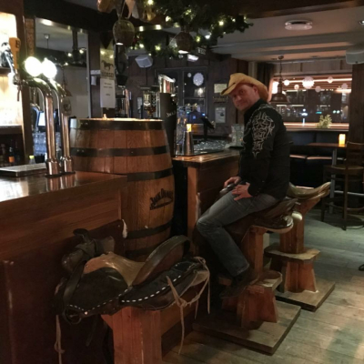 Jack's country saloon – favorittpub!