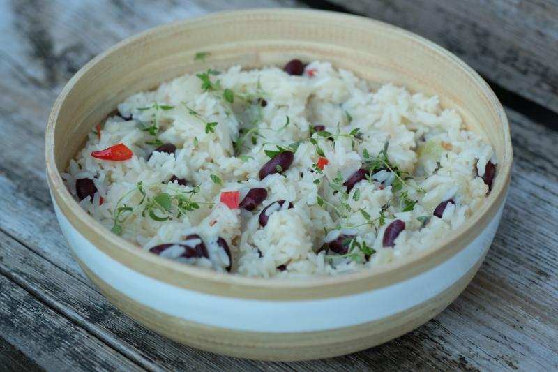 Karibisk ris