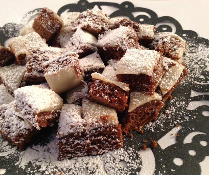Brownieskonfekt