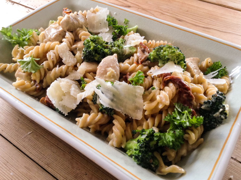 Middag hver dag – inkludert handleliste