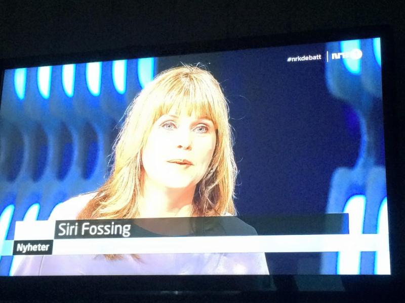 Debatten på NRK – hva vil vi betale for maten?