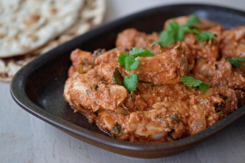 Kylling Makhani