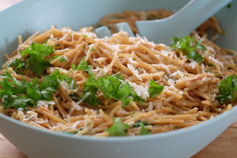 Spagetti risotto