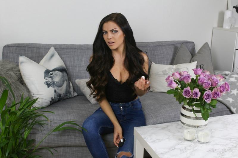 Big breasts amateur hottie