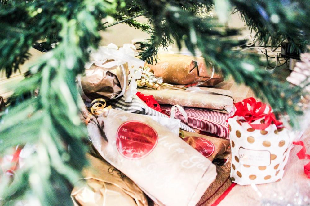 Første Christmas dating gave