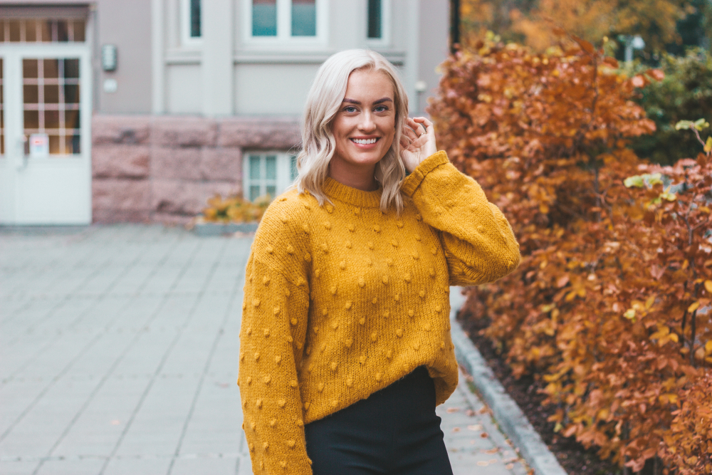 Blondt hår blå øyne Dating Sites